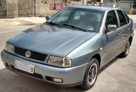 Vw Polo Classic 2001/2001 Gasolina 4p Manual