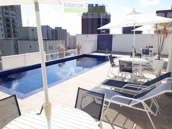 Apartamento Com 1 Dorm, Santa Paula, São Caetano Do Sul - R$ 355 Mil, Cod: 835 - V835