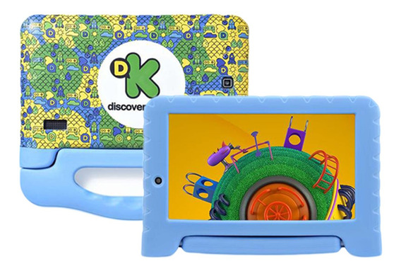 Tablet Multilaser Discovery Kids 16gb 7
