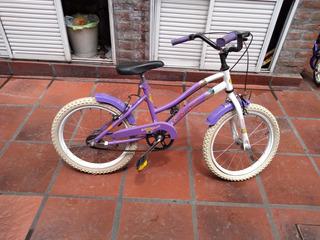 Bicleta De Niña Rodado 16 Olimpia