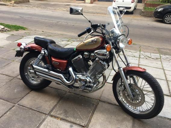 Moto Yamaha Virago Xv 535 2000 De Coleccion Titular