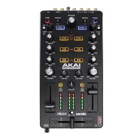 Akai Amx Controlador Serato Dj Usb Controladora Professional