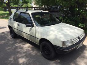 Peugeot 205 1.1 Gli Junior 1992