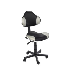 Cadeira De Escritório Anatômica Qzy-g2b Cinza/preto Best