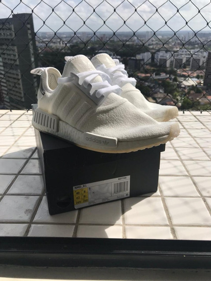 Tenis adidas Nmd R1 Three Stripes
