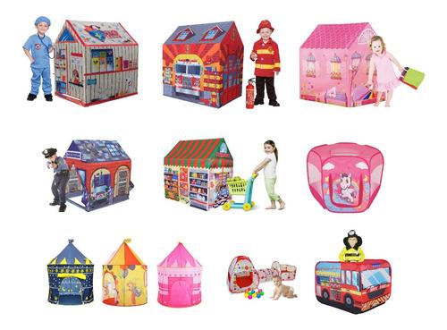 Castillo Carpas Para Niños Juegos Infantiles - Mr Price