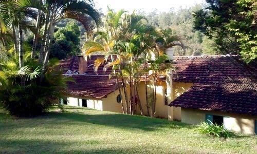 Sítio Rural À Venda, Jardim Seabra, Amparo - Si0031. - Si0031