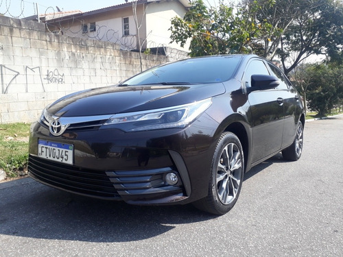 Imagem 1 de 14 de Toyota Corolla 2019 2.0 16v Altis Flex Multi-drive S 4p