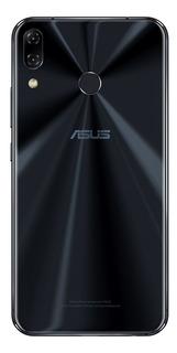 Celular Zenfone 5 Preto Asus Tela 6,2 4gb 64gb Ze620kl