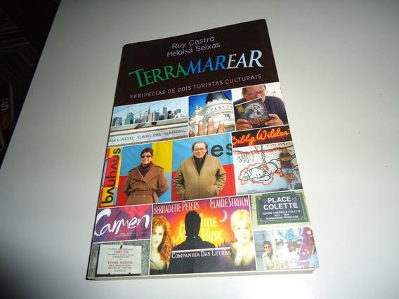 Livro: Terramarear - Ruiy Castro / Heloisa Seixas