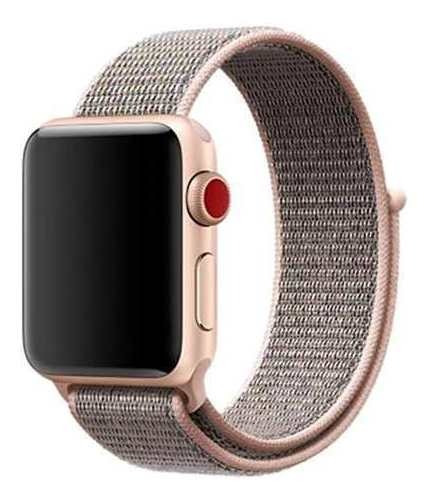 Pulseira Para Apple Watch Nylon Loop - 38/40mm E 42/44mm