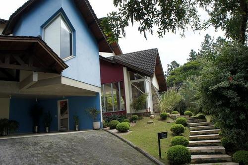 Casa Na Granja Viana - Nova Higienópolis - Ca9454