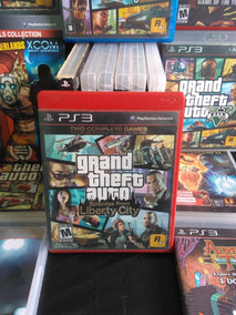 Gta Episodes From Liberty City Playstation3/ps3 Mídia Física