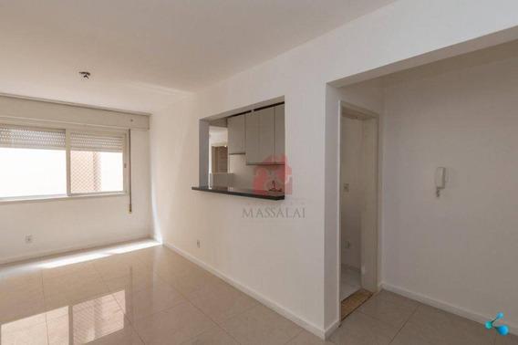 Apartamento De 3 Dormitórios Com Garagem À Venda, 81 M² Por R$ 480.000 - Cidade Baixa - Porto Alegre/rs - Ap2456
