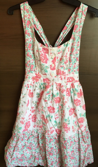 Vestido Florido - Loja Aquamar
