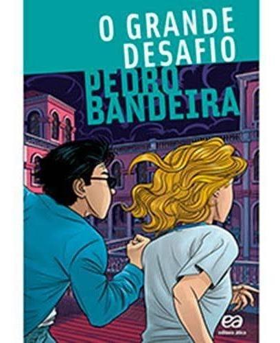 Livro O Grande Desafio - Pedro Bandeira