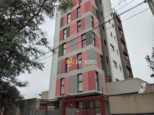 Imagem 1 de 19 de Studio Com 1 Dormitório À Venda, 20 M² Por R$ 215.000,00 - Portão - Curitiba/pr - St0087