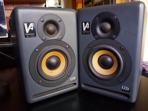 Krk V4 Series 2 Monitor (par)