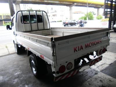 Kia Bongo 2.5 Std 4x2 Rs Turbo C/ Carroceria 2p Ano 2013