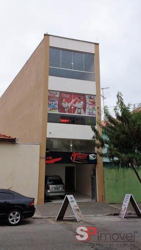 Imagem 1 de 17 de Prédio Comercial Para Venda Com 460 M² | Santana/ São Paulo Sp - Pec283447v