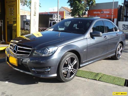 Mercedes-benz Clase C C200 Cgi Edition C
