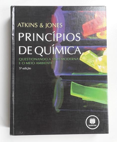 Livro Princípios De Química - 5ª Edição - Bookman