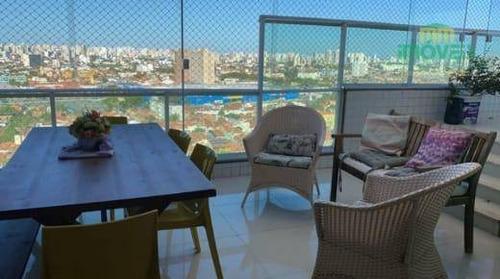 Imagem 1 de 14 de Cobertura Com 4 Dormitórios À Venda, 212 M² Por R$ 1.240.000,00 - Monte Castelo - Fortaleza/ce - Co0008