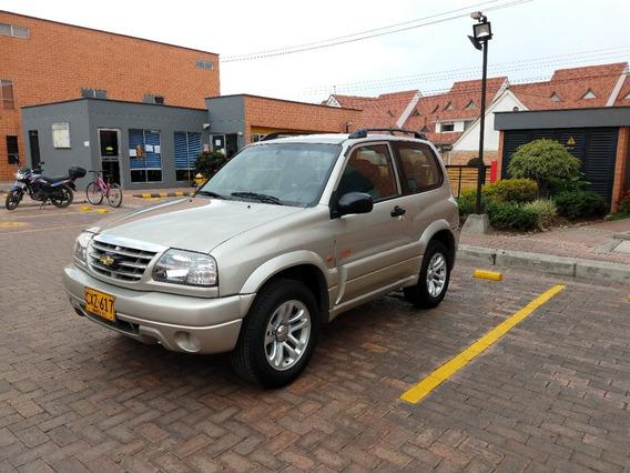Chevrolet Grand Vitara 1.6 4x4 2008