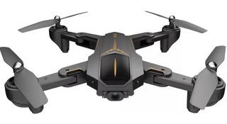 Drone Visuo XS812 con câmera Full HD black