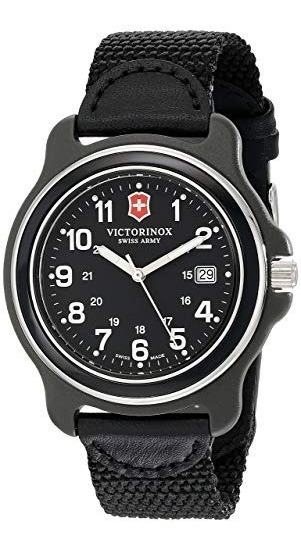 Relógio Masculino Victorinox 249087 Original Xl Ds