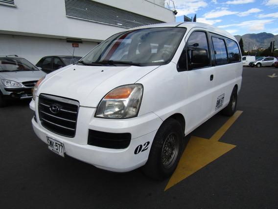 Hyundai H1 Starex Autobuses Microbuses