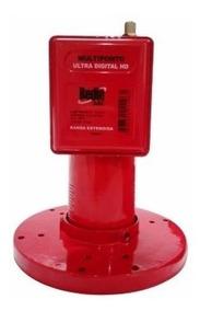 Lnbf Multiponto Bedinsat Ultra Digital Hd Banda Estendida