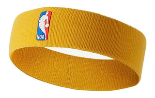 Testeira Nike Nba Headband Dri-fit - Amarela
