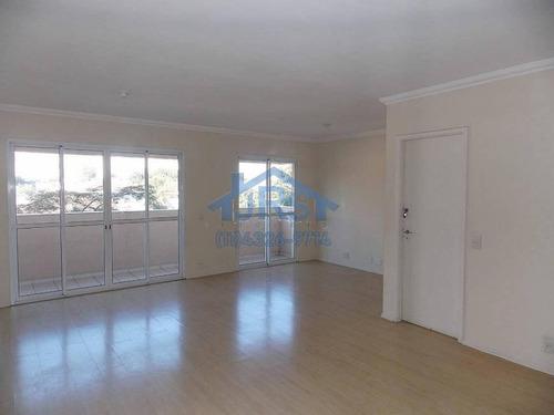 Apartamento Com 3 Dormitórios À Venda, 125 M² Por R$ 999.000 - Tatuapé - São Paulo/sp - Ap4155