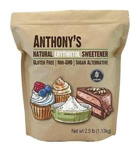 Anthonys Eritritol Granules 2.5