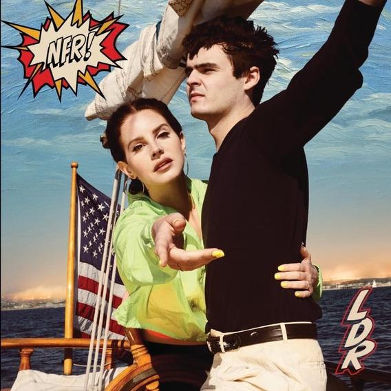 Cd Lana Del Rey Norman Fucking Rockwell Open Music U-