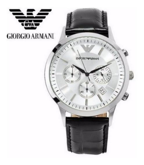 Reloj Armani De Hombre Te Va Encantar Excelente Para Regalo