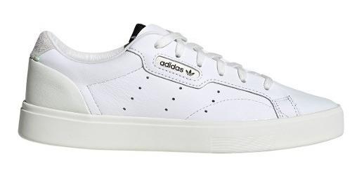 Zapatillas adidas Originals Sleek Blanca De Mujer