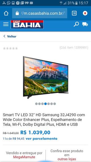 Tv Samsung De 32 De 1.200