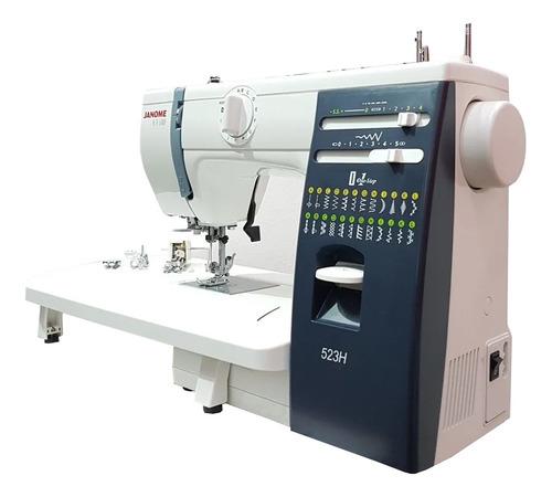 Máquina de coser semi industrial Janome Alta Gama 523H