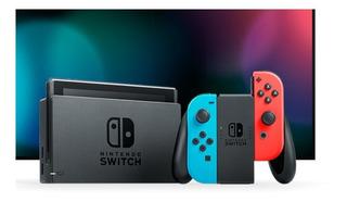 Nintendo Switch - Como Nueva - Con 64gb Extras Y 7 Juegos