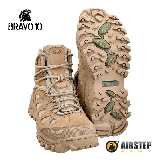 Bota Hiking Boot Bravo 10 Original Airstep By Bravo21