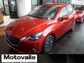 Mazda 2 Hb Grandtouring Rojo Mecanico. 2020