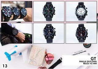 Reloj Hombre Mujer Por Mayor Mayorista 5u Min Catalogo