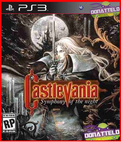 Castlevania Symphony Of The Night Ps3 Digital Classico Ps1