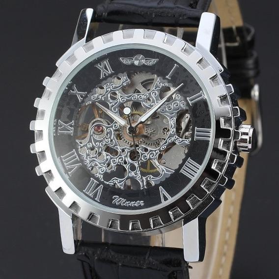 Relógio Automático - Importado Original, Elegante E Unissex