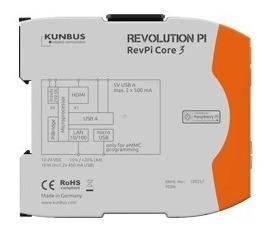 Pc Industrial Kunbus Revpi Core 3