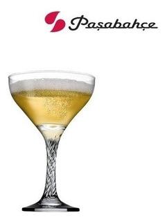 Copa Champagne Pasabahce X6 Postre Copon Palermo O Centro