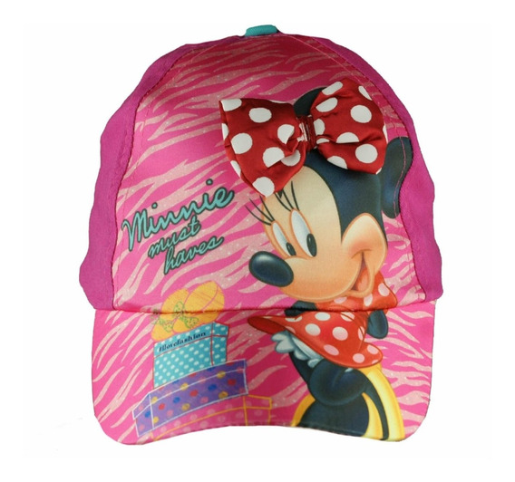 Gorra Original Niña Disney Minnie Mouse