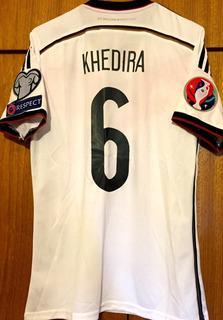 Camisa Da Alemanha Euro 2016 Versão Jogador Patch Fifa